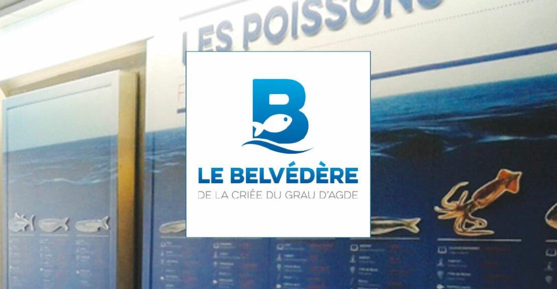 Le belvédère de la criée Agde Salon Nautique d'automne Cap d'Agde