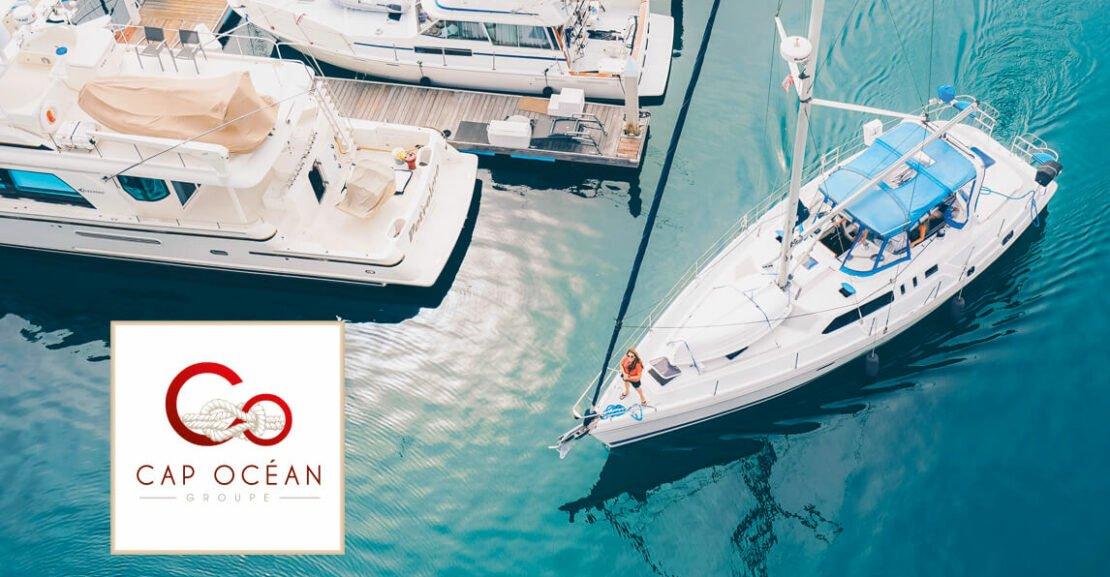 Cap océan Group Catam's Dolce vita AYC Salon Nautique du Cap'Agde